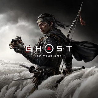 Постер Ghost of Tsushima